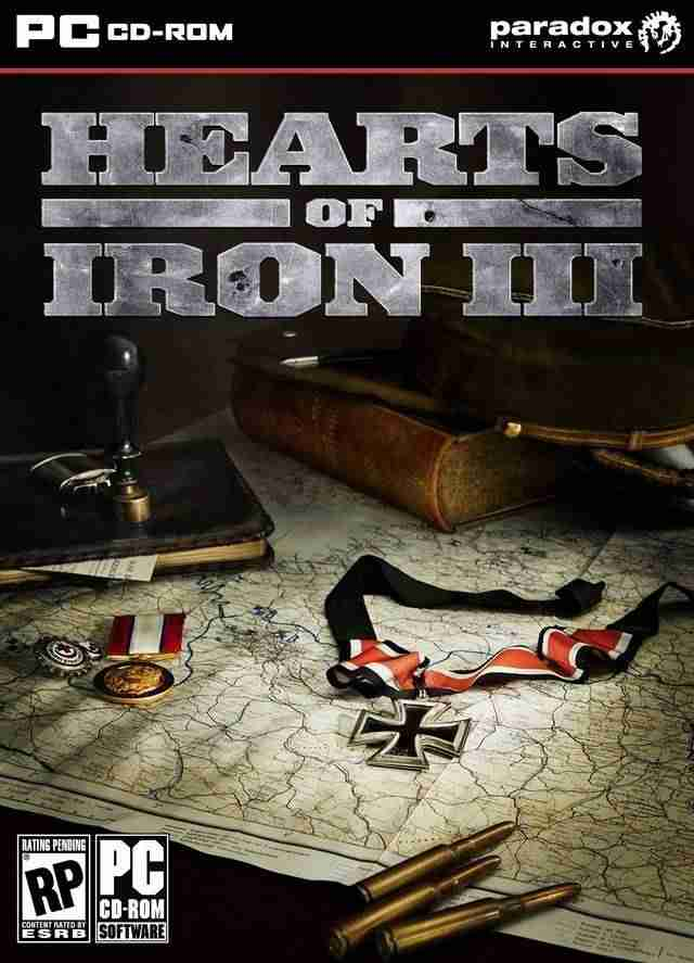 Descargar Hearts of Iron III [MULTI][ENiGMA] por Torrent
